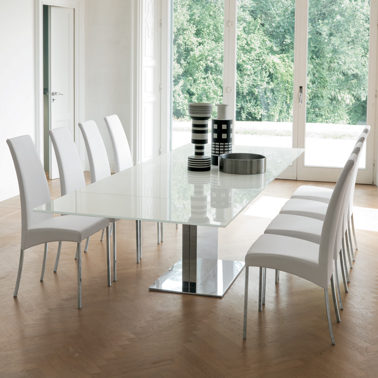 Oasi Extending Table dining from Bontempi