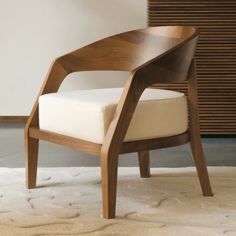Alba N lounge chair from Porada, designed by M. Walrawen