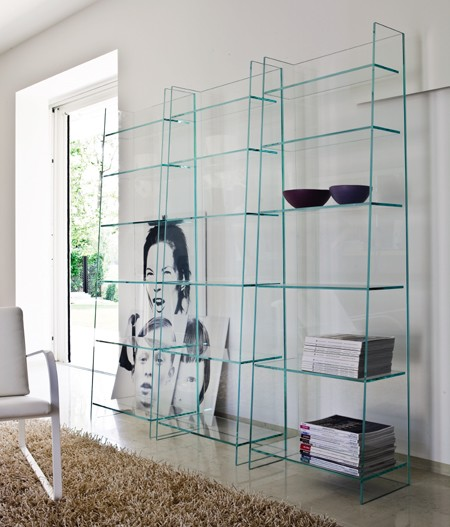 Olympia bookcase from Sovet