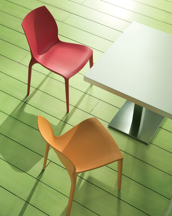 Hidra, chair from Bontempi