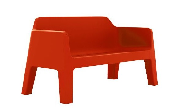 Plus Air Sofa from Pedrali, designed by Alessandro Busana