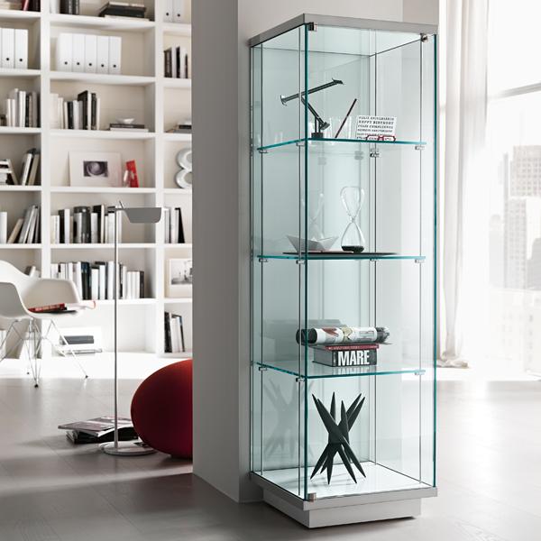 Broadway Vetrina 1 cabinet from Tonelli, designed by Bartoli Design