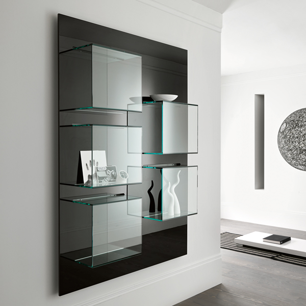 Dazibao cabinet from Tonelli, designed by Gonzo and Vicari