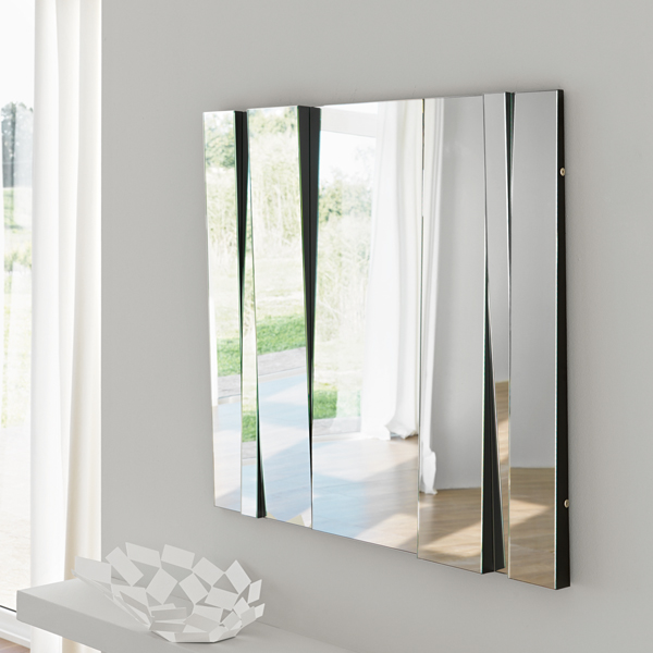 Fittipaldi 90 mirror from Tonelli, designed by Giovanni Tommaso Garattoni
