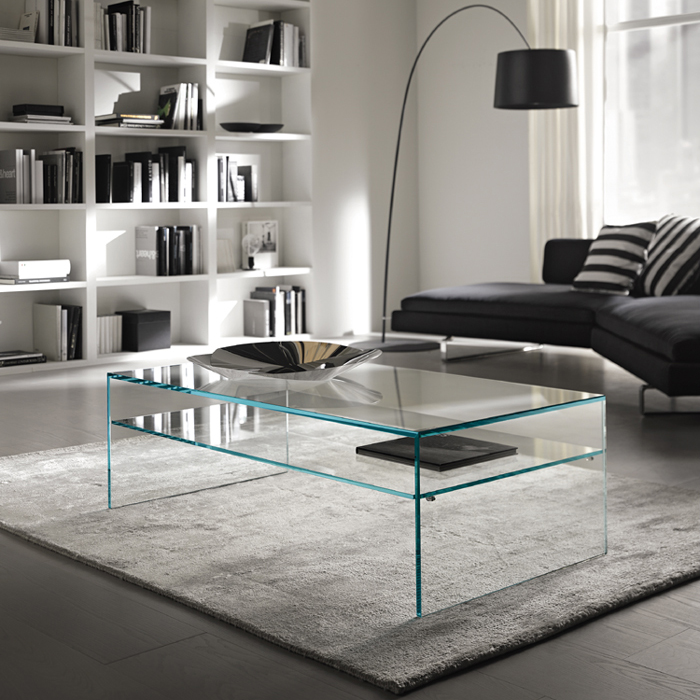 Fratina Due coffee table from Tonelli