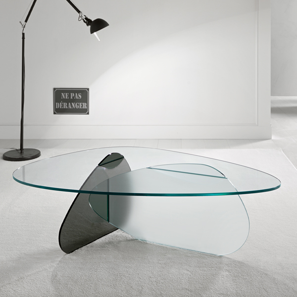Kat coffee table from Tonelli, designed by Karim Rashid