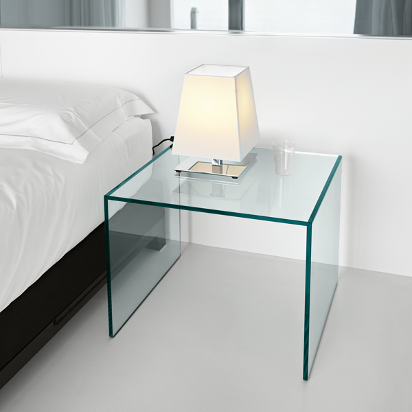 Trio end table from Tonelli, designed by M.U.