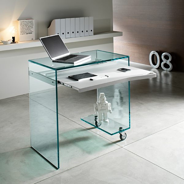 Work Box desk from Tonelli, designed by Marco Gaudenzi