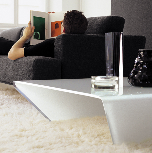 Rubino coffee table from Sovet