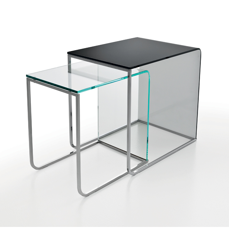 Nido Side end table from Sovet, designed by Lievore Altherr Molina
