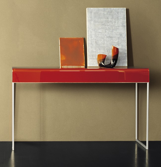 Nido Console table from Sovet, designed by Lievore Altherr Molina