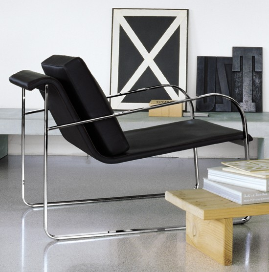 Bugatti lounge chair from Sovet, designed by Lievore Altherr Molina
