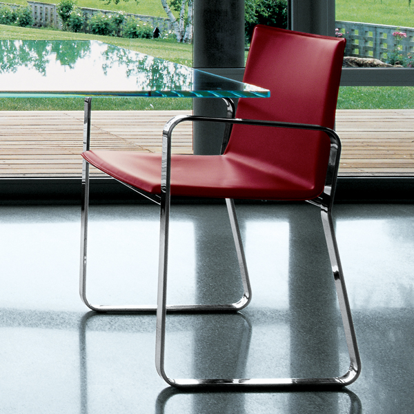 Silla Sled Armchair from Sovet, designed by Lievore Altherr Molina