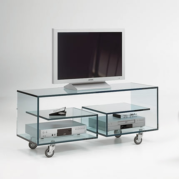 Flo 1 tv unit from Tonelli, designed by Isao Hosoe