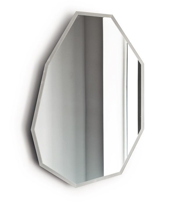 Ice Rock mirror from Sovet, designed by Gianluigi Landoni