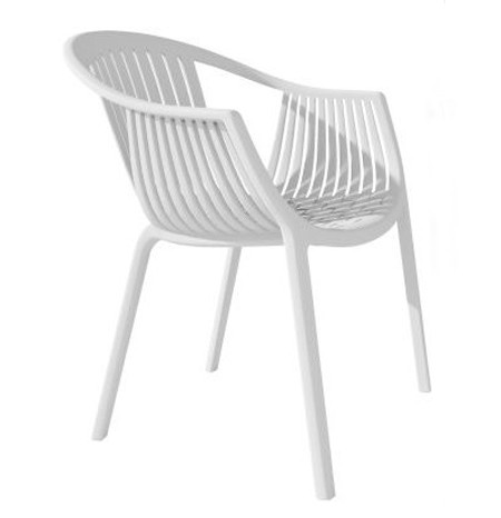 Tatami 306 chair from Pedrali, designed by Dondoli and Pocci
