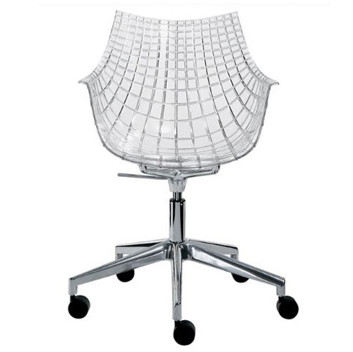 Meridiana Office chair from Driade, designed by Christophe Pillet