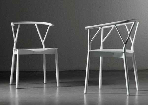 Valerie chair from Miniforms, designed by Giopato and Coombes