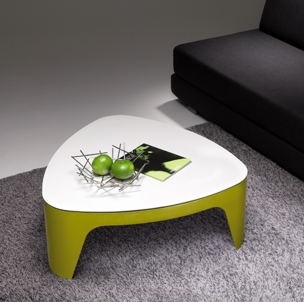 Tabular LT2 coffee table from Muller