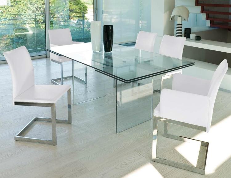 Miami, dining table from Antonello Italia