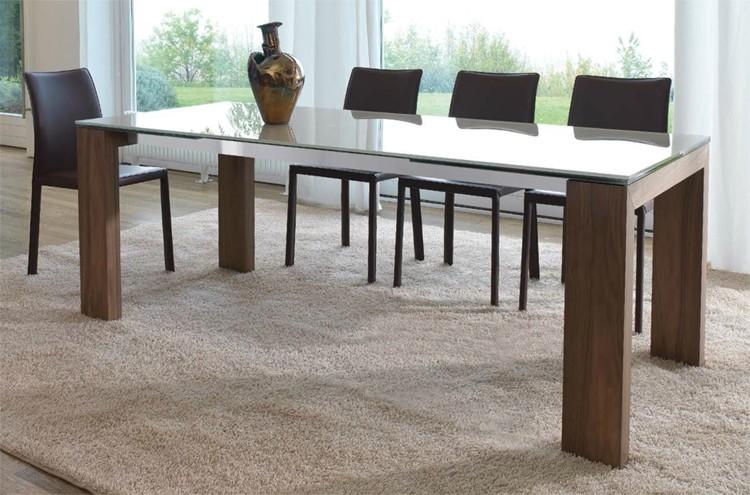 Aliante, dining table from Antonello Italia