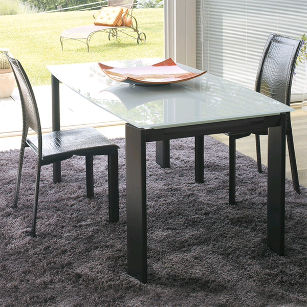 Luxo, dining table from Antonello Italia