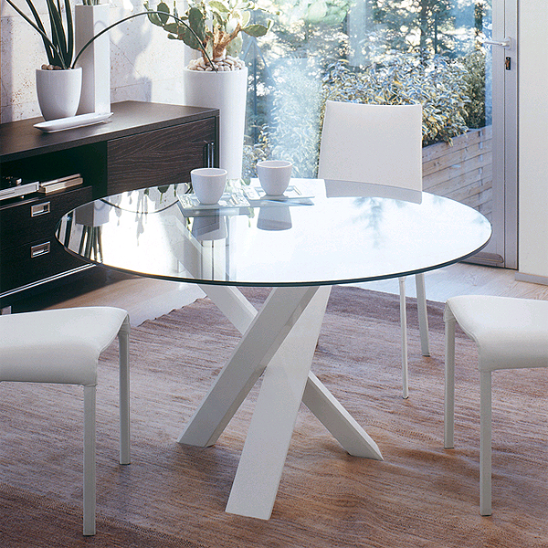 Resort, dining table from Antonello Italia