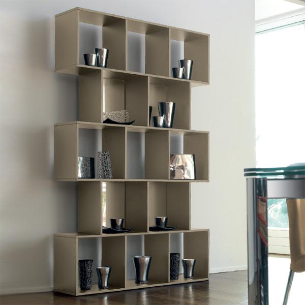 Alberta bookcase from Antonello Italia