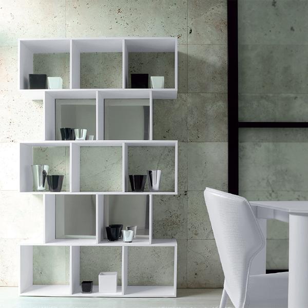 Alberta, bookcase from Antonello Italia