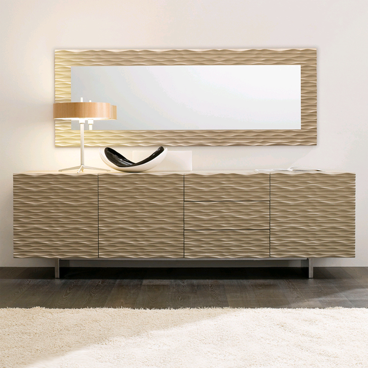Aura240 Sideboard from Antonello Italia, designed by Gino Carollo