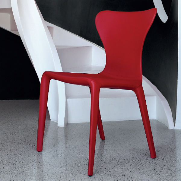 Vittoria chair from Antonello Italia, designed by Gino Carollo