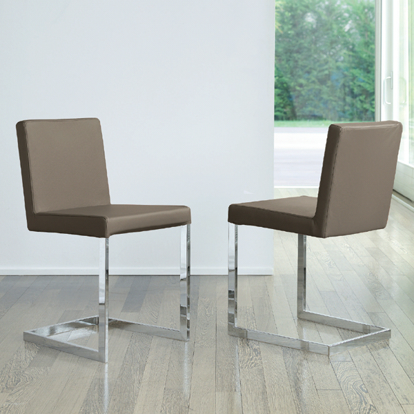 Basic chair from Antonello Italia, designed by Gino Carollo