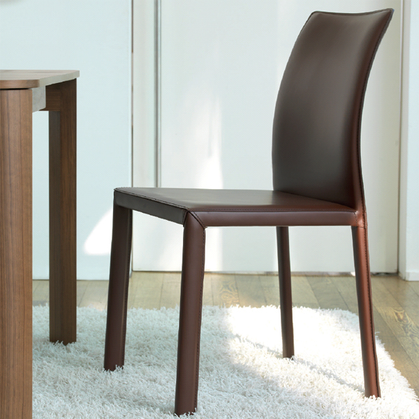 Sofia chair from Antonello Italia, designed by Gino Carollo