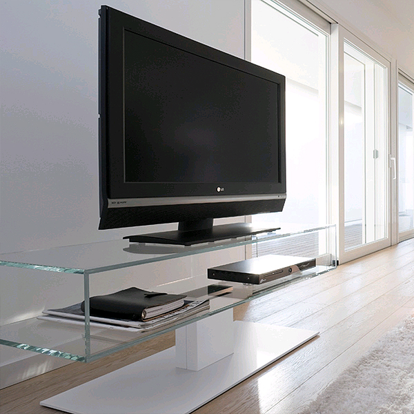 Daniel tv unit from Antonello Italia, designed by Gino Carollo