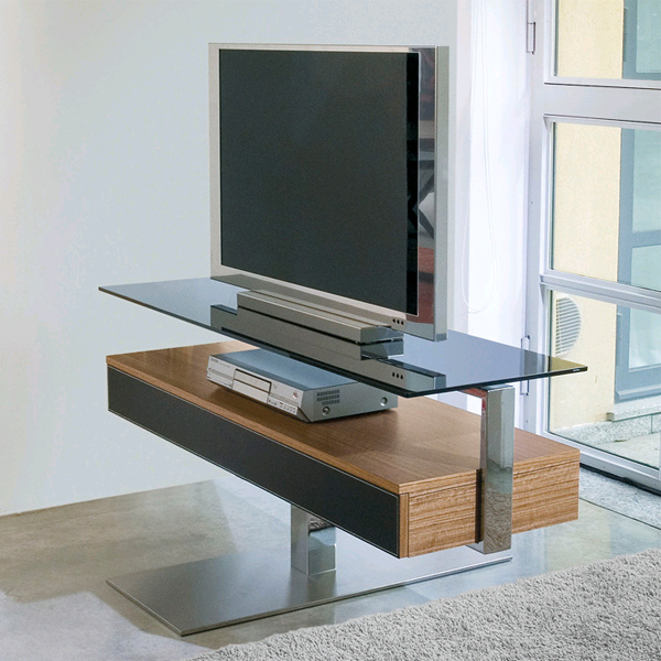 Bit tv unit from Antonello Italia, designed by Gino Carollo