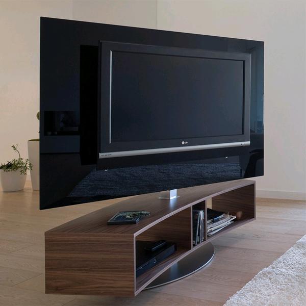 Odeon, tv unit from Antonello Italia, designed by Gino Carollo
