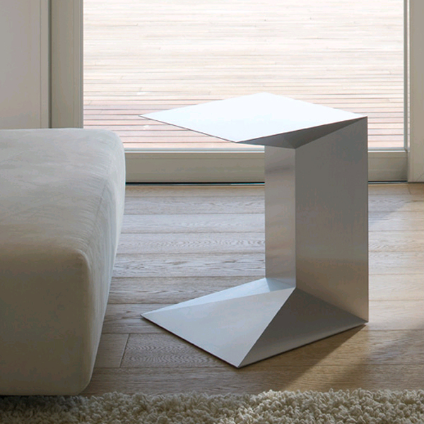 Tobia end table from Antonello Italia