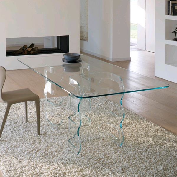 Glenn dining table from Antonello Italia