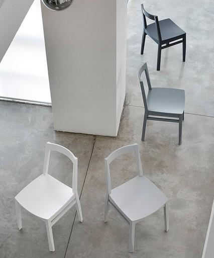 Twist chair from Trabaldo