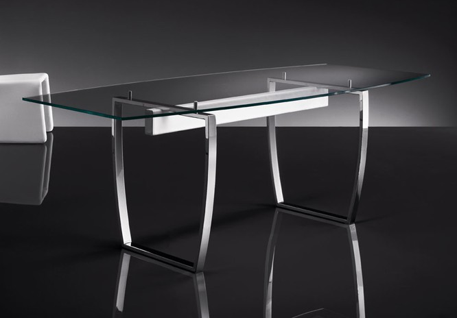 Diamond Table dining from Trabaldo