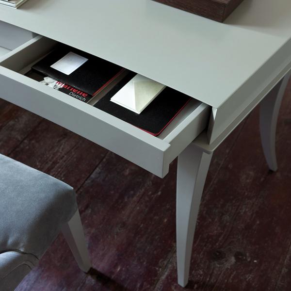 Hugo desk from Porada, designed by Opera Design