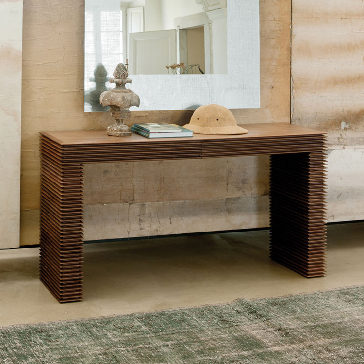 Linka console table from Porada, designed by T. Colzani