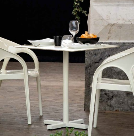Bold bar table from Pedrali, designed by Pedrali R&D