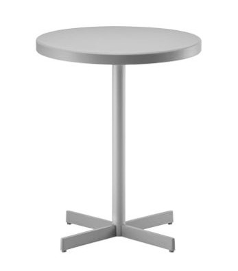 Plastic-X bar table from Pedrali, designed by Pedrali R&D