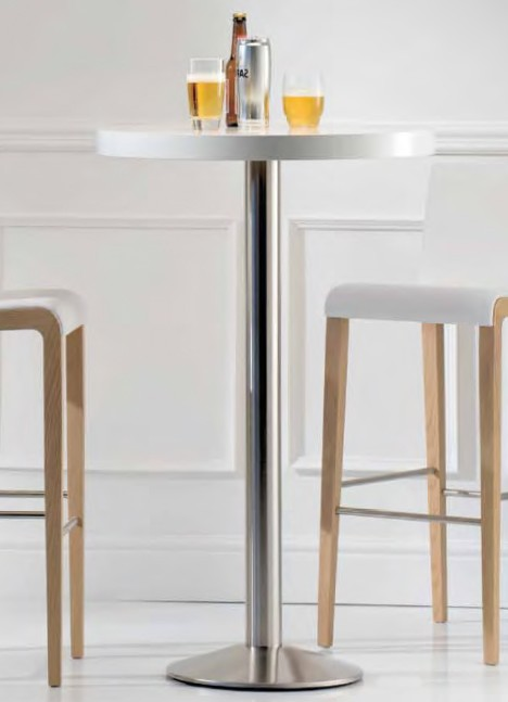 Tonda Bar Table from Pedrali, designed by Pedrali R&D