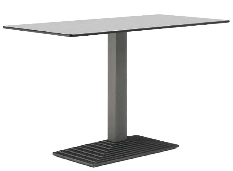 Step dining table from Pedrali, designed by Pedrali R&D