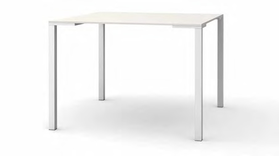 Togo dining table from Pedrali