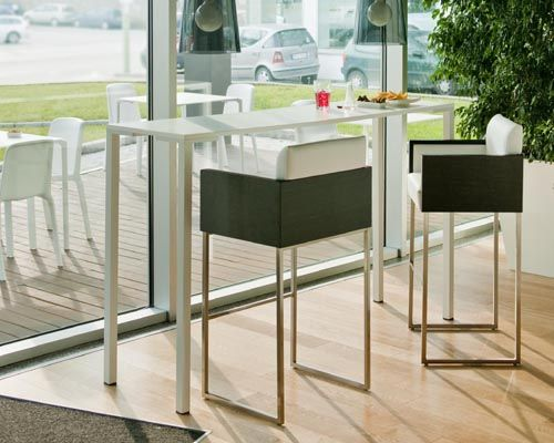 Togo 110 bar table from Pedrali