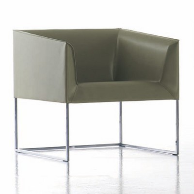 Gavi L lounge chair from Frag