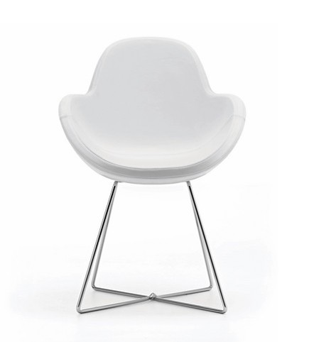 Darling chair from Frag, designed by Nigel Coates